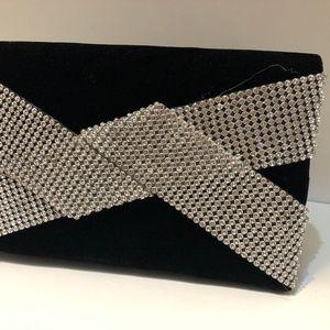 Handbags - Black Nina Clutch
